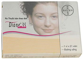 Thuốc tránh thai Diane®-35 1